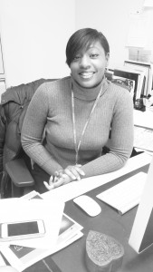 Ebonie Jackson, Director of the Women's Center